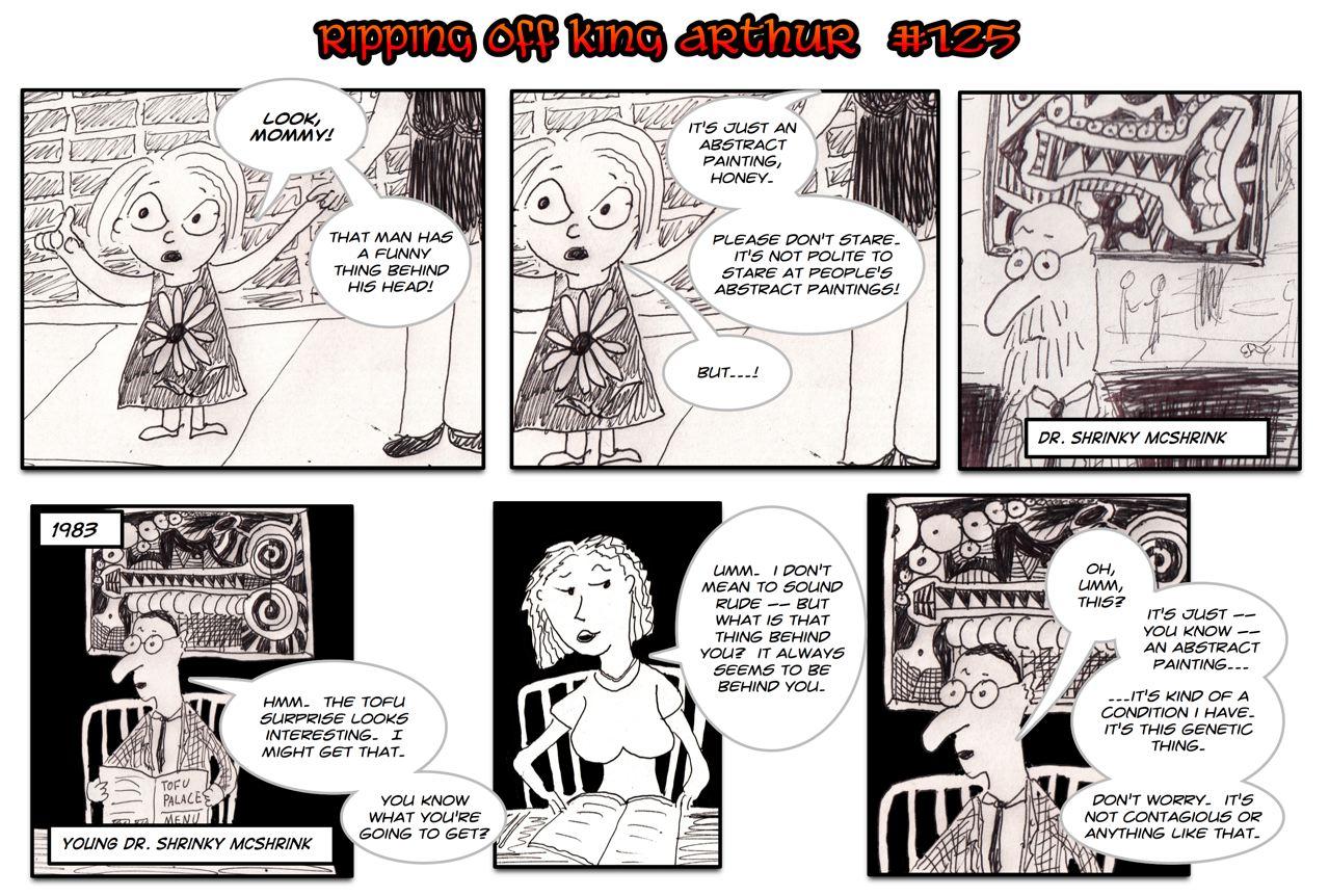 Why must you ruin my life -- Cartooning Skills?!!!!